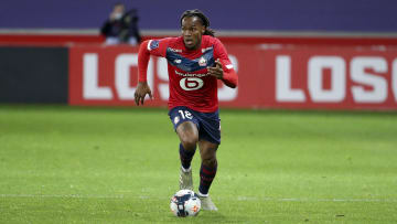Sanches was linked with a Premier League move during the summer