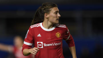 Hannah Blundell is among the nominees for WSL player of the month