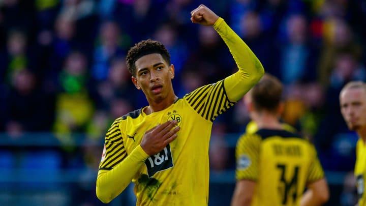 Borussia Dortmund confirm Liverpool interest in Jude Bellingham