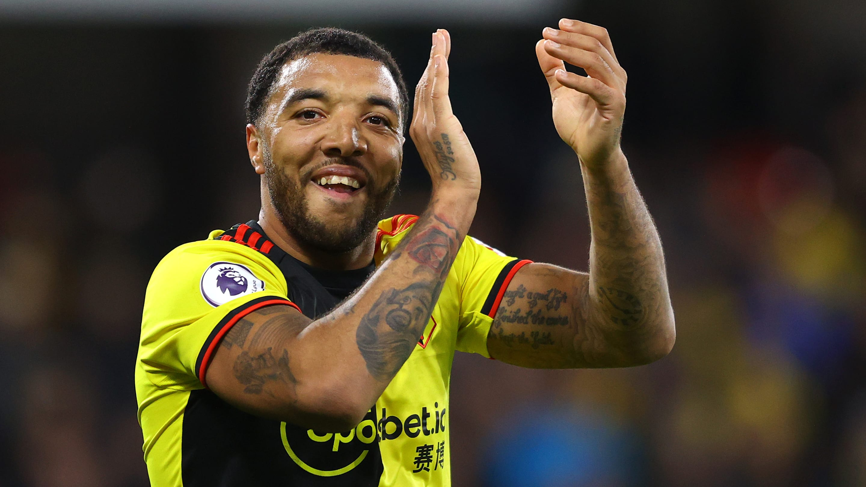 Troy Deeney admits to going out five times a week at start of Watford career