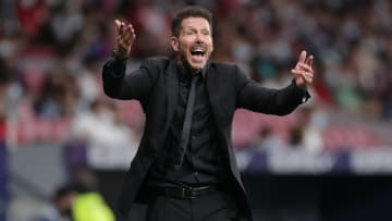 Diego Simeone wanted Lionel Messi at Atletico