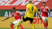 Com Haaland recuperado, Borussia Dortmund recebe o Mainz 05 pela oitava rodada da Bundesliga