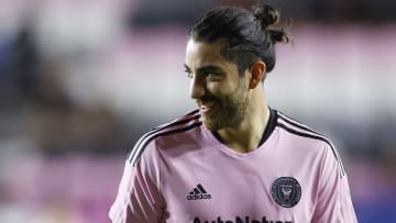 Rodolfo Pizarro could soon be leaving Inter Miami