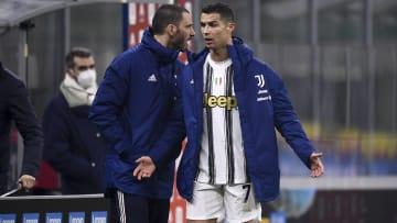 Bonucci has spoken on Ronaldo's time at Juventus