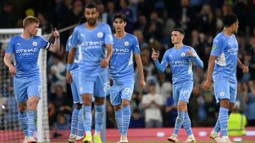 Manchester City are expected to field a stronger side against West Ham