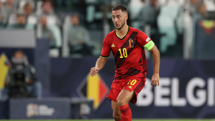 Chelsea are reportedly open to re-signing Eden Hazard
