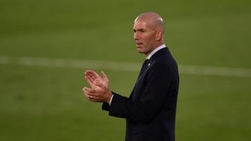 Zinédine Zidane opte pour Karim Benzema comme prochain Ballon D'Or.