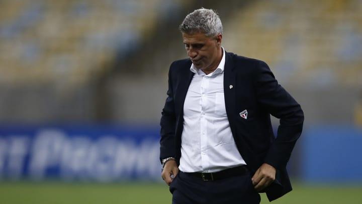 Argentino não resistiu ao desempenho irregular do São Paulo no Campeonato Brasileiro