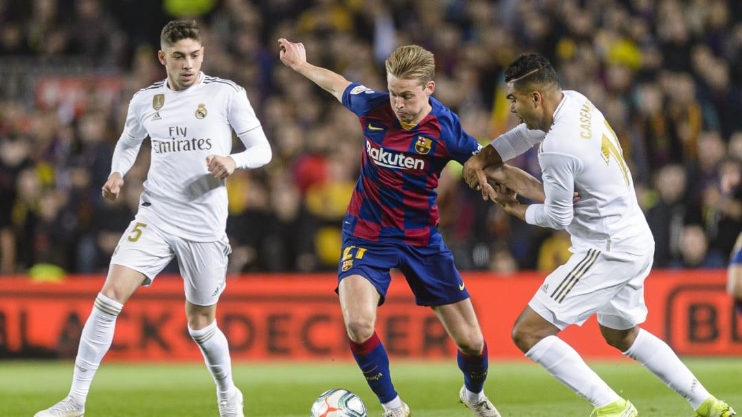 Barcelona e Real Madrid se enfrentam neste domingo (24)