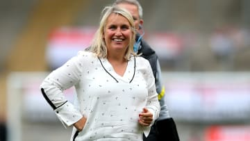 Emma Hayes is nominated for WSL manager of the month