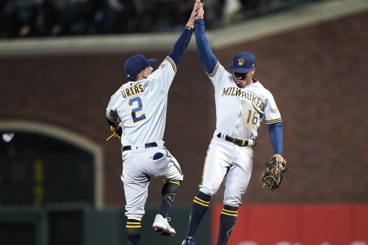 Kolten Wong | Luis Urías | Milwaukee Brewers | The Players' Tribune
