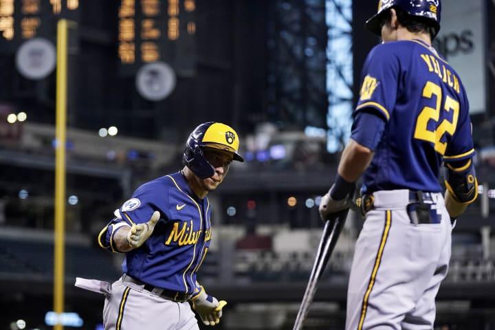 Kolten Wong | Christian Yelich | Milwaukee Brewers | The Players' Tribune