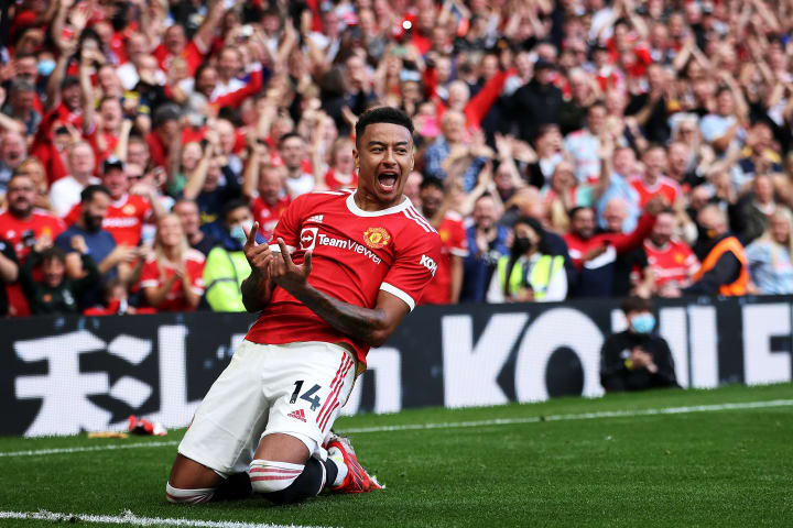 Jesse Lingard | Manchester United F. C. | The Players' Tribune