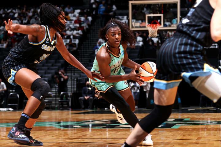 Michaela Onyenwere | New York Liberty | The Players' Tribune