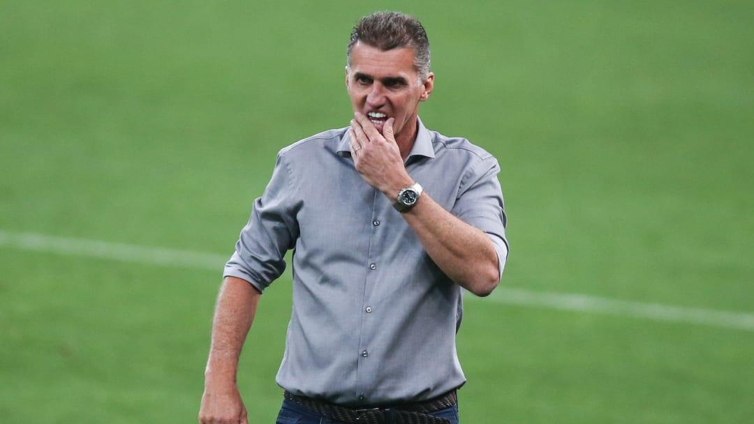 Vagner Mancini é o novo treinador do Grêmio.