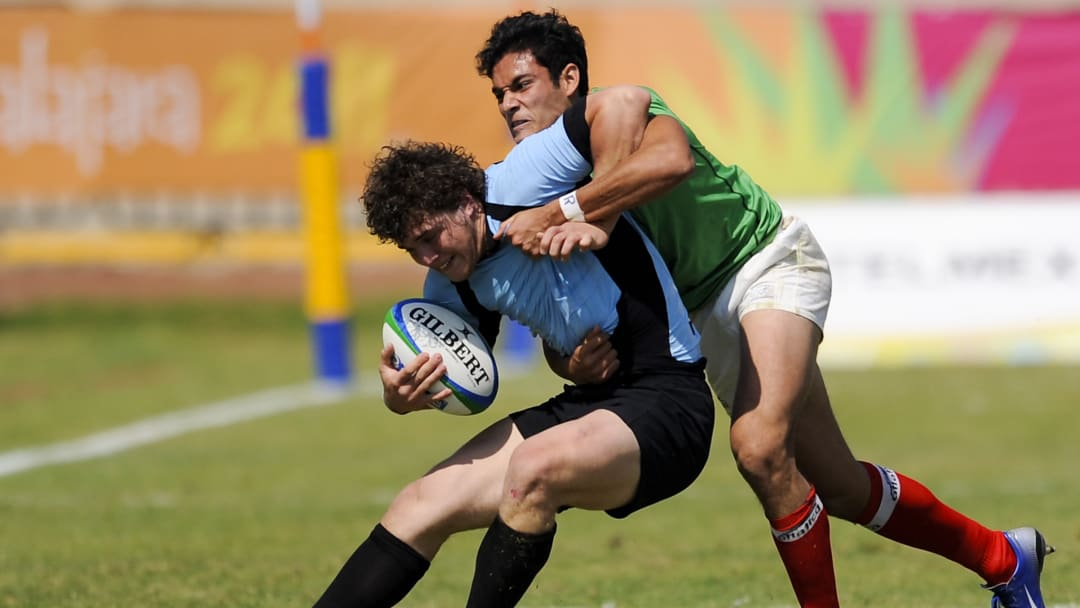 Pascal Nadaud es un destacado atleta mexicano