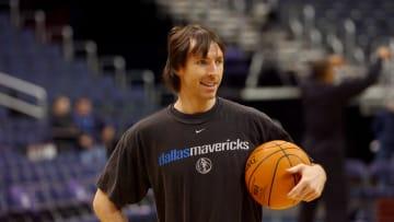 Dallas Mavericks, Steve Nash