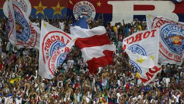 Bahia tem posição de destaque no ranking das torcidas