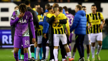 Vitesse v Tottenham Hotspur: Group D - UEFA Europa Conference League