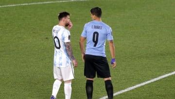 Hätten bei Atletico wiedervereint sein können: Luis Suarez und Lionel Messi