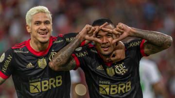 Mesmo reservas, Pedro e Kenedy já balançaram as redes no Brasileirão