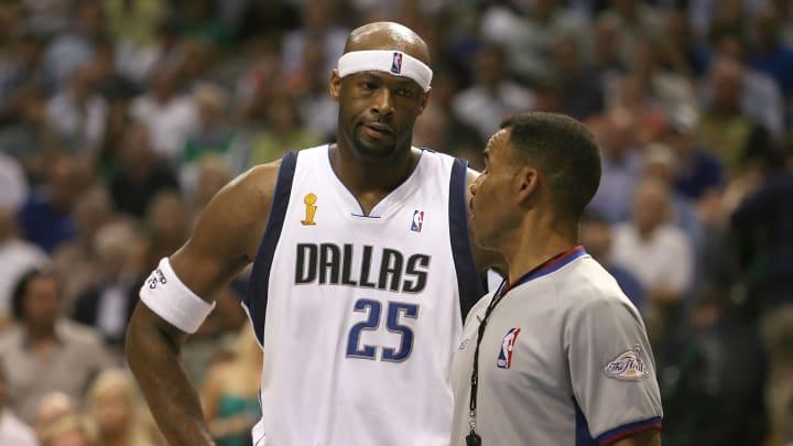 Dallas Mavericks, Erick Dampier