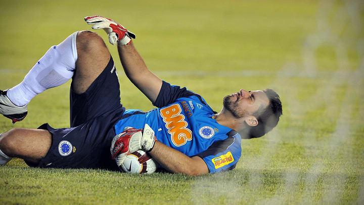 Fabio goleiro Cruzeiro carta