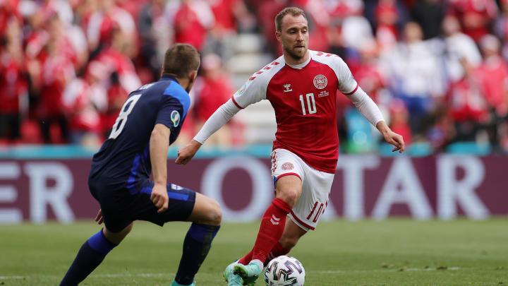 Fußball ist und bleibt nebensächlich: Der Stand bei Christian Eriksen
