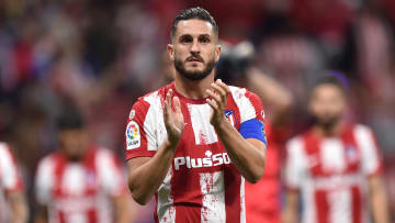 Koke will captain Atletico Madrid against Liverpool