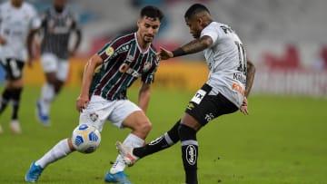 Jogo atrasado entre o Tricolor das Laranjeiras e o Alvinegro Praiano é válido pela 23ª rodada do campeonato