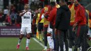Thiago Maia encerra jejum após gol diante do Athletico-PR.