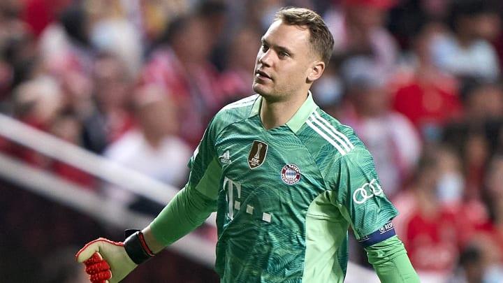 Experiente arqueiro alcançou sua vitória de número 300 com a camisa do Bayern de Munique