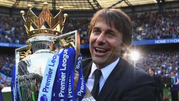 Antonio Conte é um dos nomes pedidos pelos torcedores | Chelsea v Sunderland - Premier League