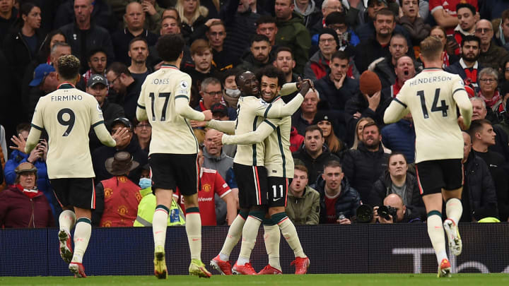 Liverpool ripped Man Utd open at will