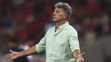 Renato Gaúcho foi muito criticado pelos torcedores rubro-negros