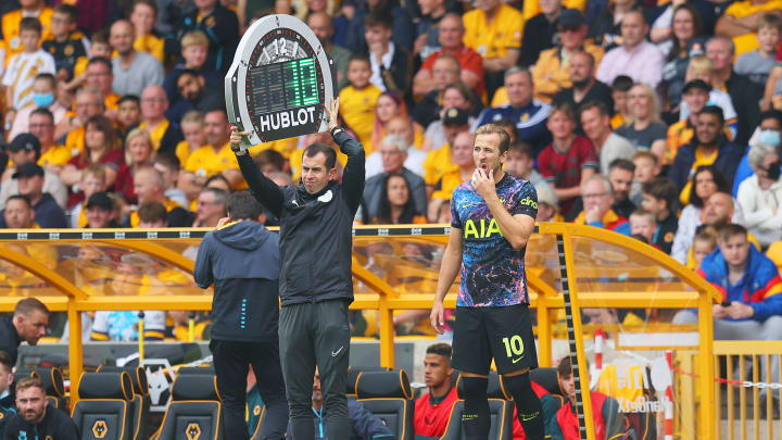 The Premier League currently only allows three substitutions per game