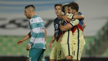Santos Laguna v America - Torneo Guard1anes 2021 Liga MX