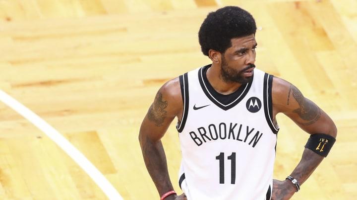 Kyrie Irving podría retirarse de la NBA si es cambiado de los Nets