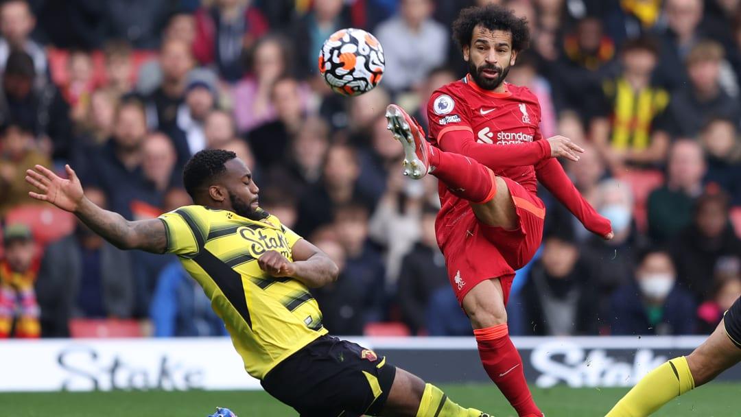 Salah was electric