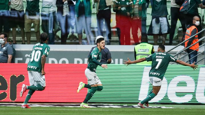 Palmeiras venceu o Internacional por 1 a 0