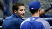 Milwaukee Brewers executive David Stearns has addressed rumors connecting him to the New York Mets.