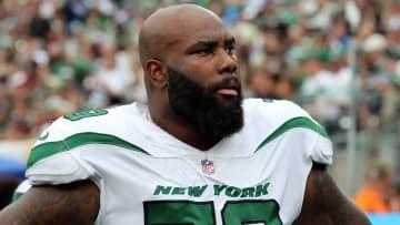 NY Jets, Morgan Moses