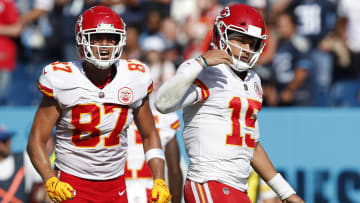 New York Giants vs Kansas City Chiefs prediction, odds, spread, over/under and betting trends for NFL Week 8 game.