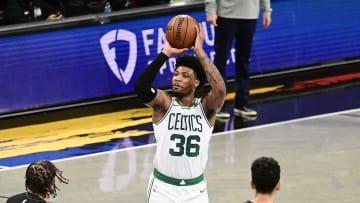 Marcus Smart es una de las figuras de los Celticss