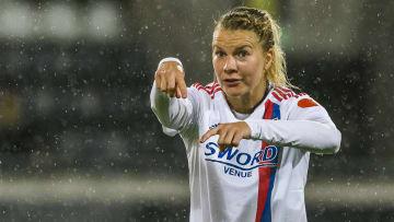 Ada Hegerberg has made her long awaited comeback from injury