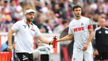Erfolgsgaranten beim FC: Steffen Baumgart (l.) & Kapitän Jonas Hector