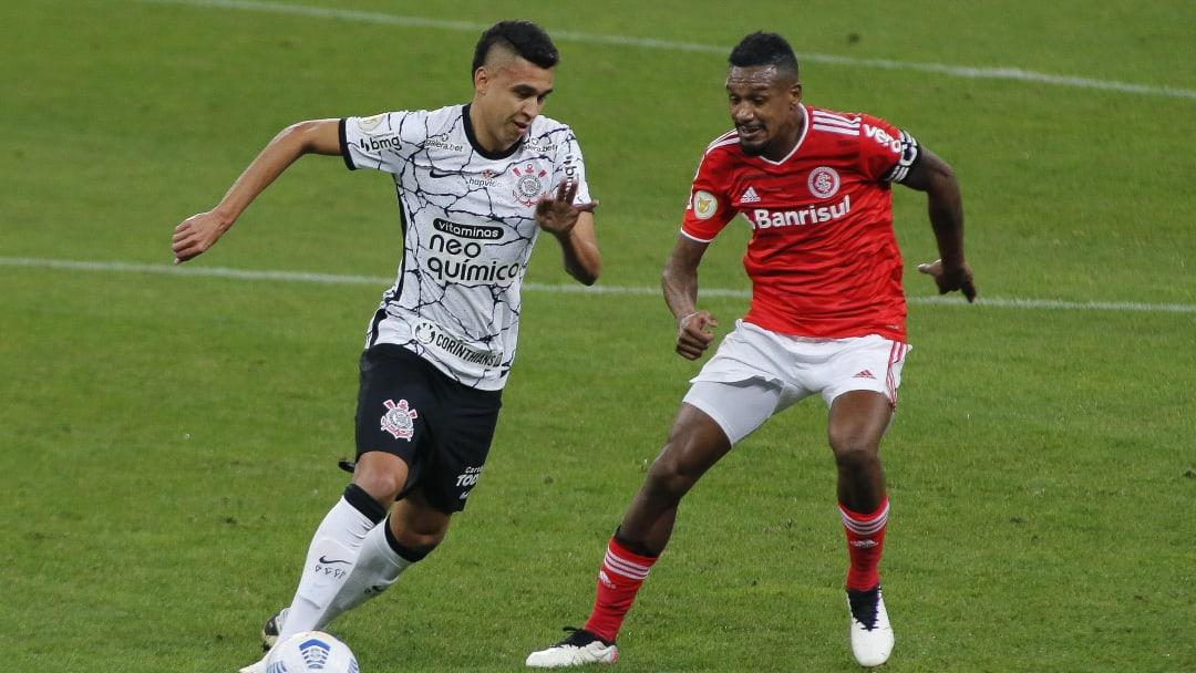 Internacional recebe o Corinthians neste final de semana