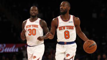 Julius Randle y Kemba Walker buscarán llevar a los Knicks a los playoffs en esta próxima temporada