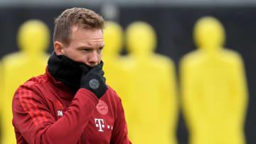 Julian Nagelsmann wird den Bayern voraussichtlich 14 Tage fehlen