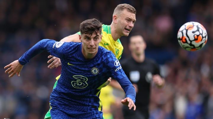 Kai Havertz fades into background as Chelsea dismantle Norwich